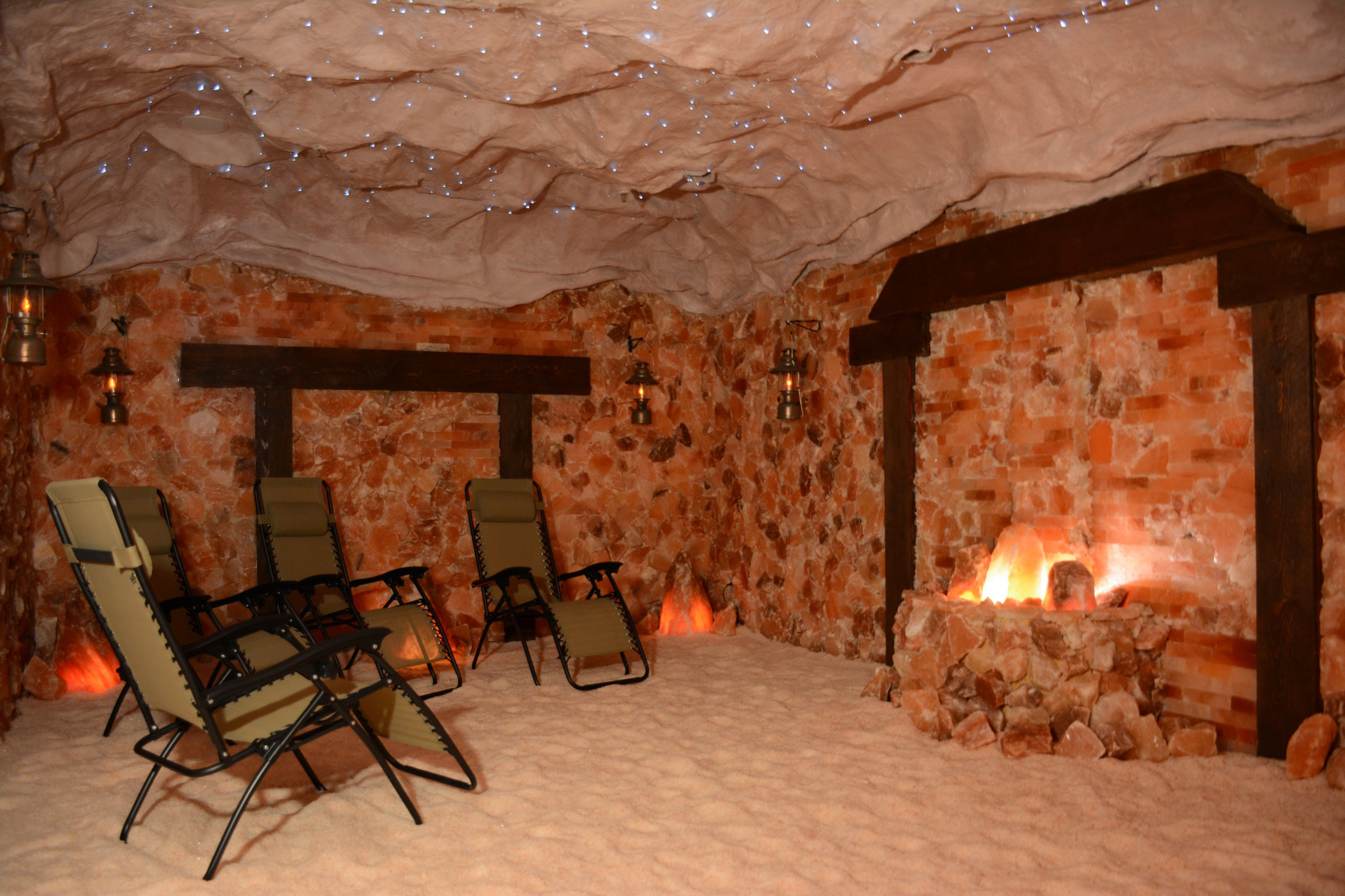 Salt therapy good for respiratory, skin conditions - The Ege Eye