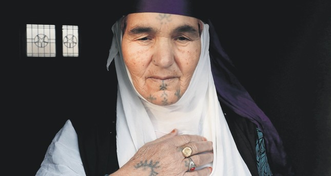 Once A Beauty Mark The Tattoos Of Women In Southern Turkey Fade